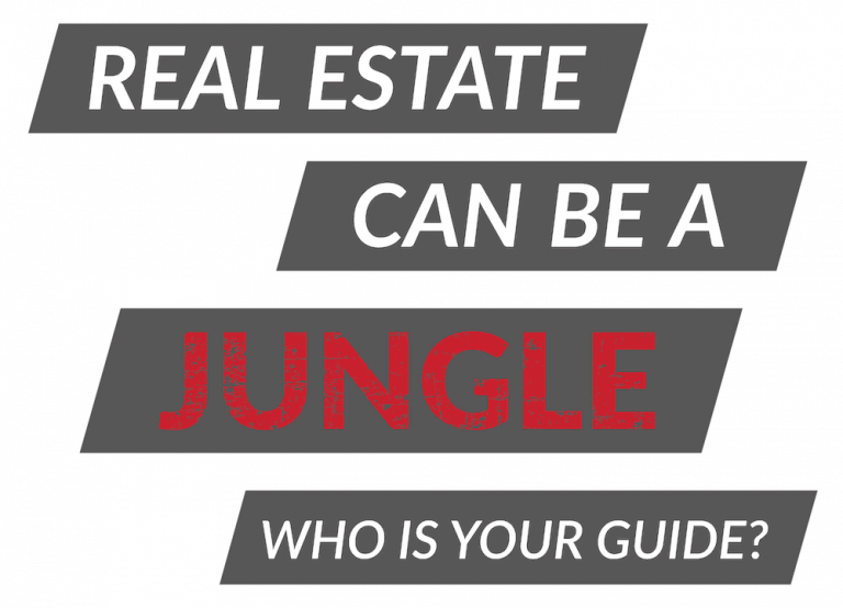 Real Estate Can Be a Jungle