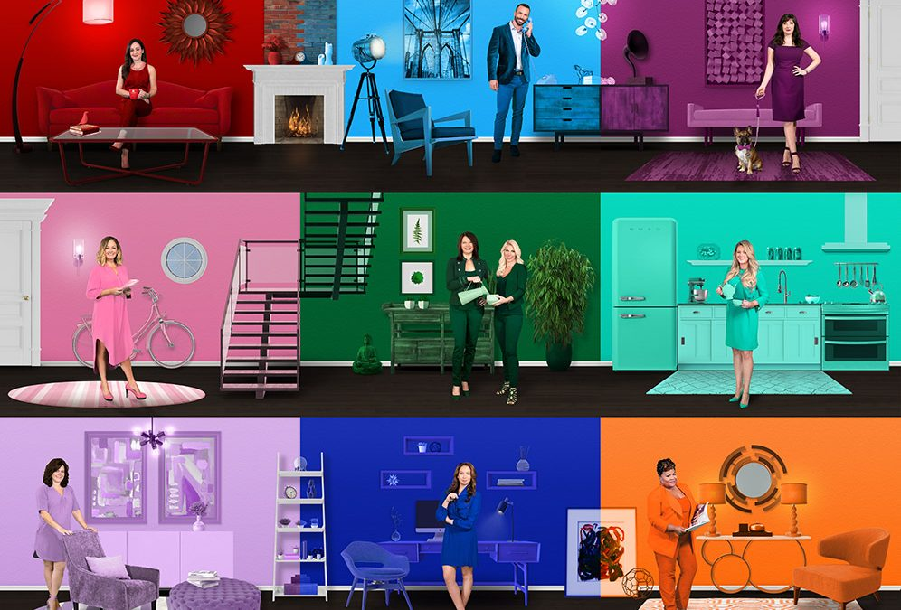 Bold Moves, Bright Agents. Mainframe launches 2019 Ad Campaign.