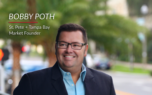 Bobby Poth, St Pete Market Founder